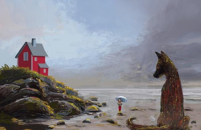 Le Loup des Sables - Théâtre des Osses