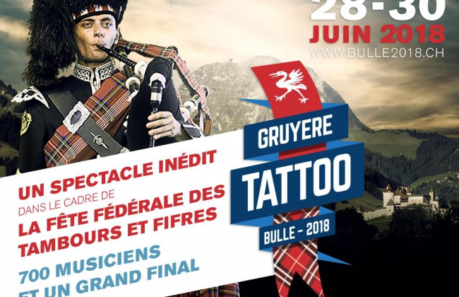 Gruyère Tattoo