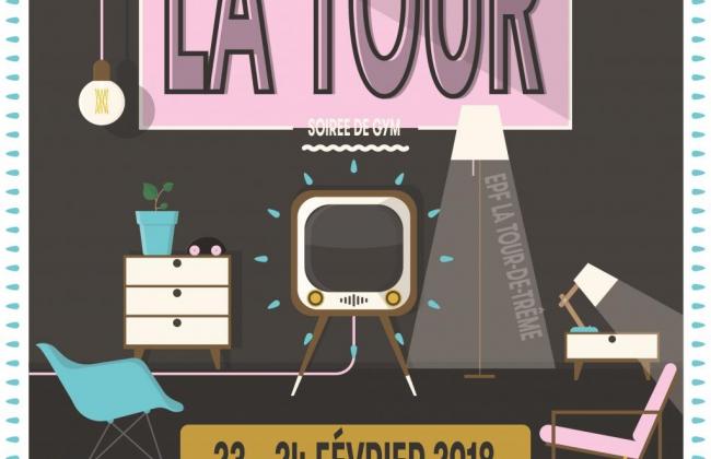Telle Est La Tour
