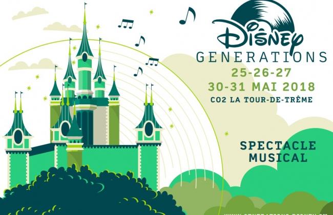 Générations Disney