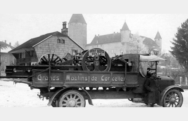 Un siècle d'histoire économique
