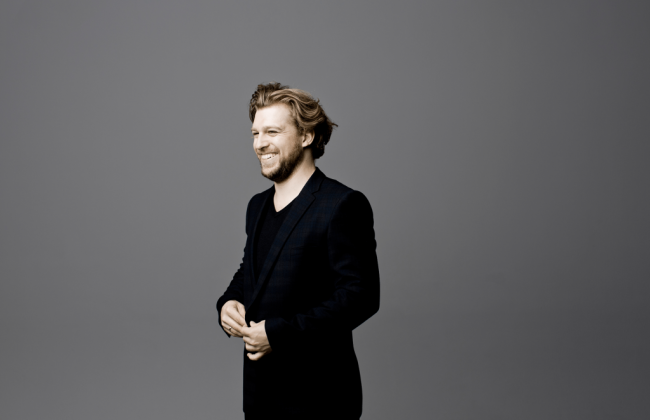 Julian Prégardien ténor, et Rudi Spring, piano