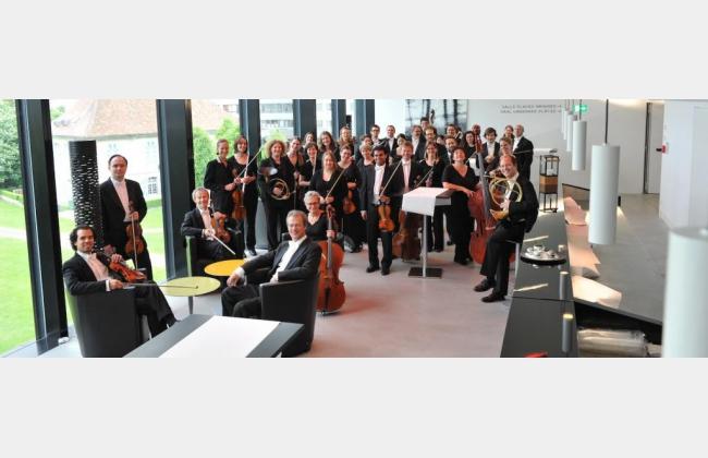 Orchestre de Chambre Fribourgeois et Patrick Demenga