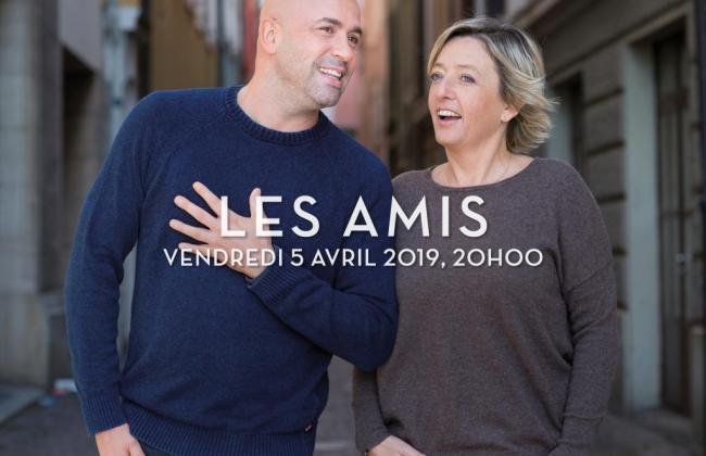 LES AMIS