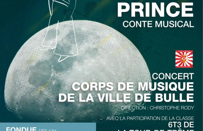 "Conte musical ""Le Petit Prince"""