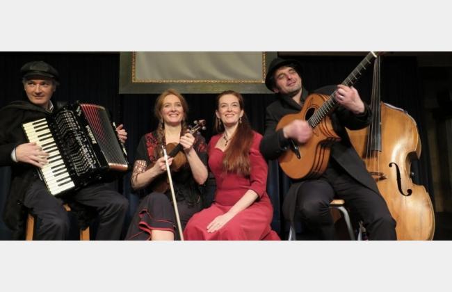 Concert du Nouvel An - Musique Simili, Brahms Tzigane