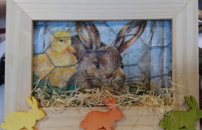 Atelier de Pâques pour les enfants