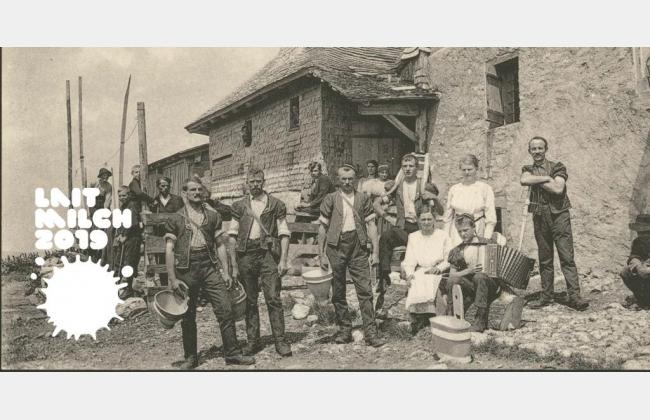 Les armaillis en carte postale : du chalet à la Fête des Vignerons du 18.05.2019 au 13.10.2019
