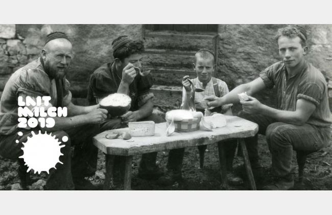 Histoires de lait contées par Dominique Pasquier