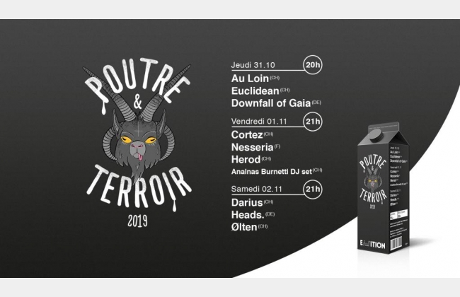 Poutre & Terroir 2019 / Ebullition
