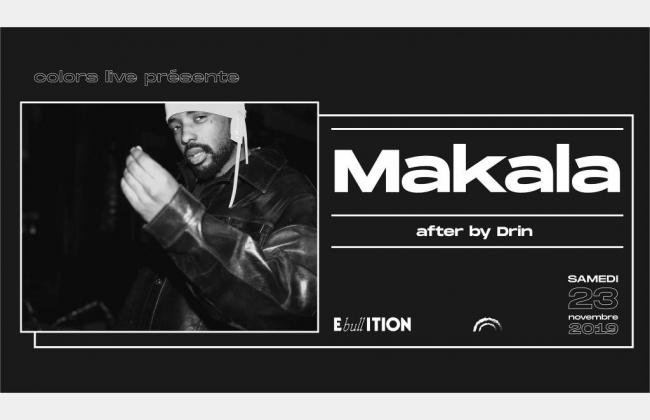 Makala / Ebullition