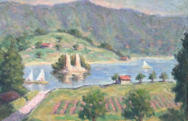 """Exposition """"Classiques de la peinture fribourgeoise"""""""