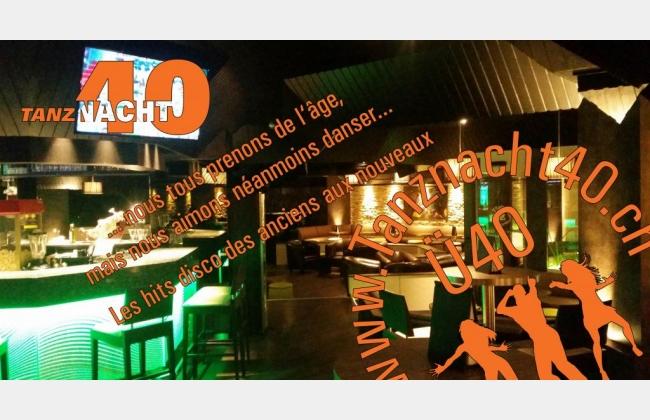 La nuit dansante40 au Bull&Bear