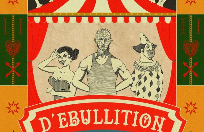 The Good Year Party: Le Freak Show d'Ebullition