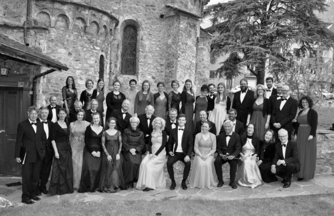 Oberwalliser Vokalensemble - Concert du Vendredi Saint