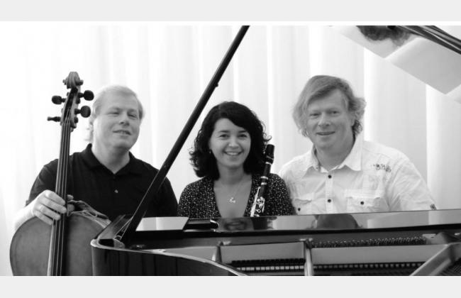 Trio Clarion, clarinette, violoncelle et piano - 250ème anniversaire de la naissance de Beethoven