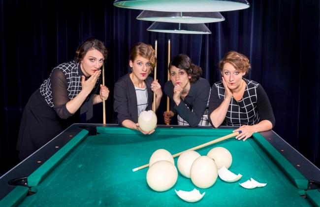famm - Frauen-Vokalensemble: Alte Lieder in neuen Kleidern