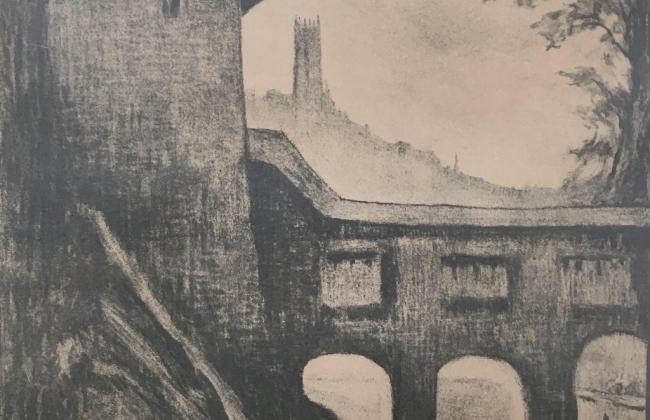 Vernissage exposition: Fribourg, estampes d'hier et d'aujourd'hui