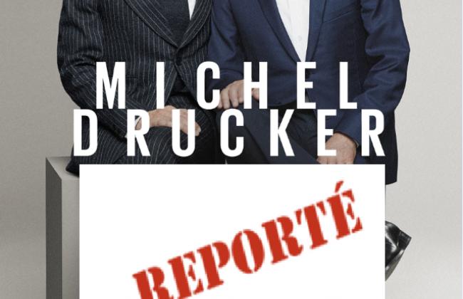 """REPORTE - Michel Drucker : """"De vous à moi"""""""