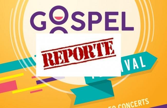 REPORTE - GOSPEL AIR FESTIVAL