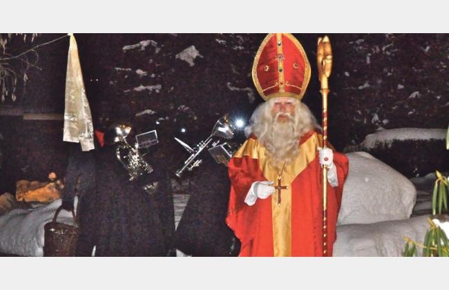 Saint Nicolas revient du 21.11.2020 au 10.01.2021| REPORTE