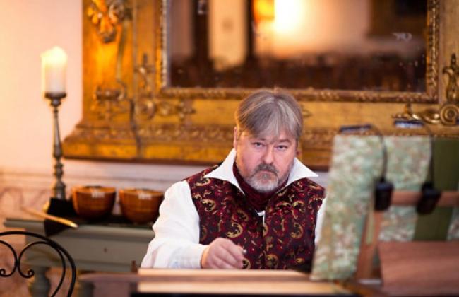 Georg Poplutz, ténor . Plamena Nikitassova, violon . Jean-Christophe Leclère, orgue
