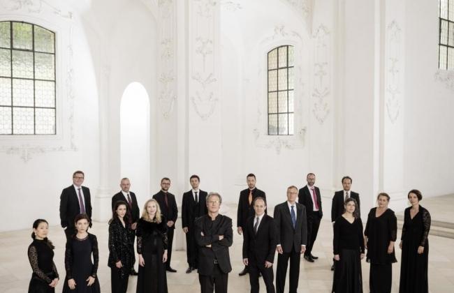 Concert de Noël – Ensemble Orlando Fribourg