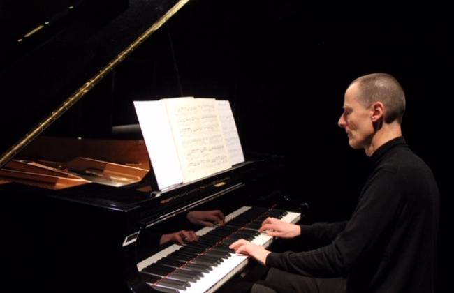 Jean-Claude Dénervaud - Récital de piano