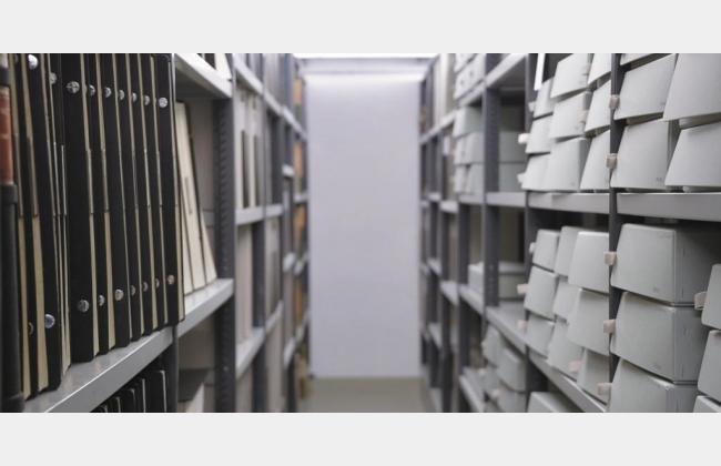 1318-2020: Une histoire d'archives du 04.05.2021 au 04.06.2021