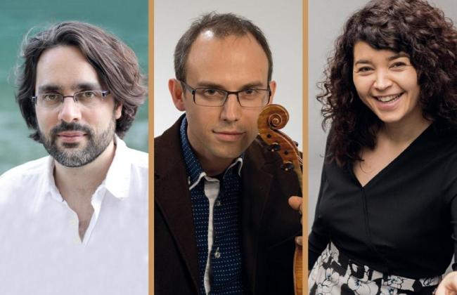 Musiques d'Europe de l'Est, concert de la Société des Concerts de la Ville de Bulle