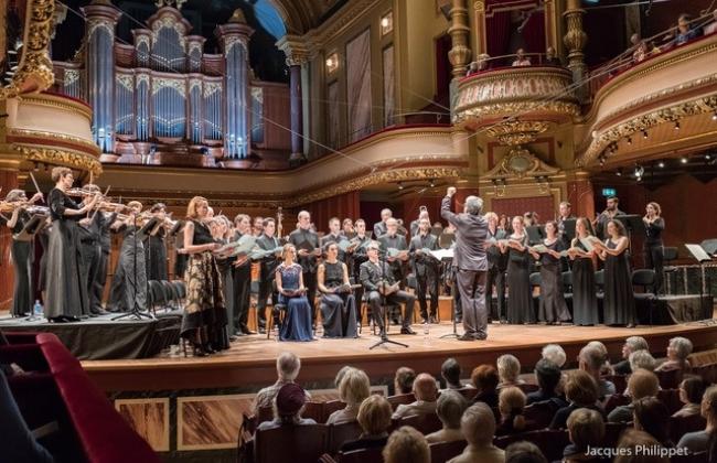 Ensemble Gli Angeli Genève, concert de la Société des Concerts de la Ville de Bulle