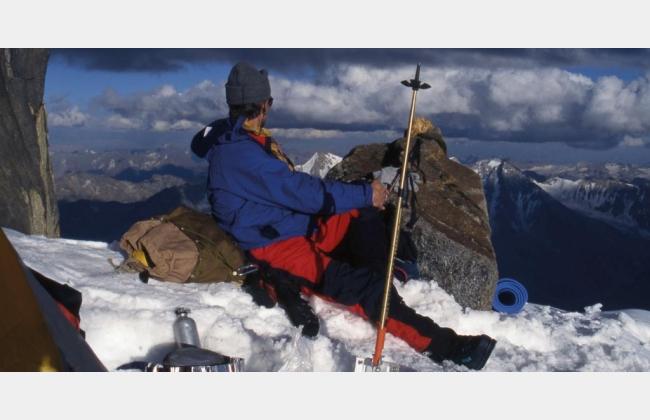 Plus haut, plus vite, plus léger L'alpiniste Erhard Loretan