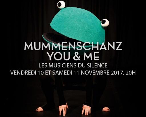 MUMMENSCHANZ LES MUSICIENS DU SILENCE: You & Me