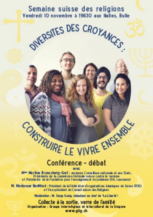 Diversité des croyances : Construire le vivre ensemble