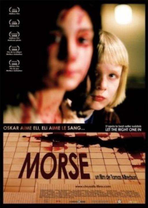 Morse (Lat Den Rätte Komma In)