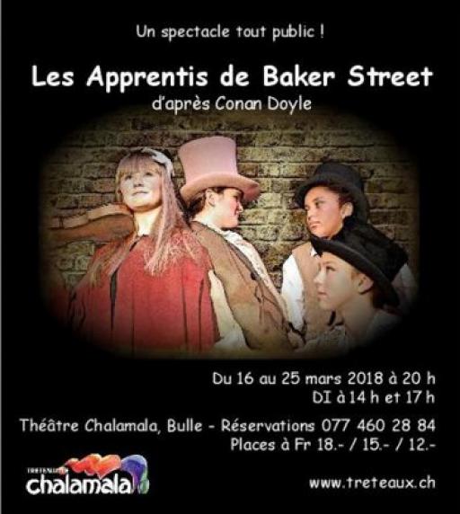 Les Apprentis de Baker Street