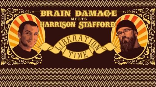 BRAIN DAMAGE MEETS HARRISON STAFFORD (FROM GROUNDATION) (F-US) + SUB MAJESTY, DJIMANN & SAMY (CH)