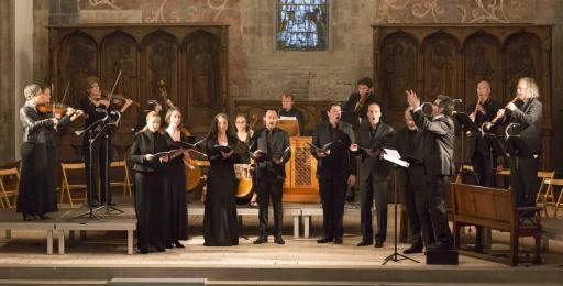 Ensemble Gli Angeli Genève