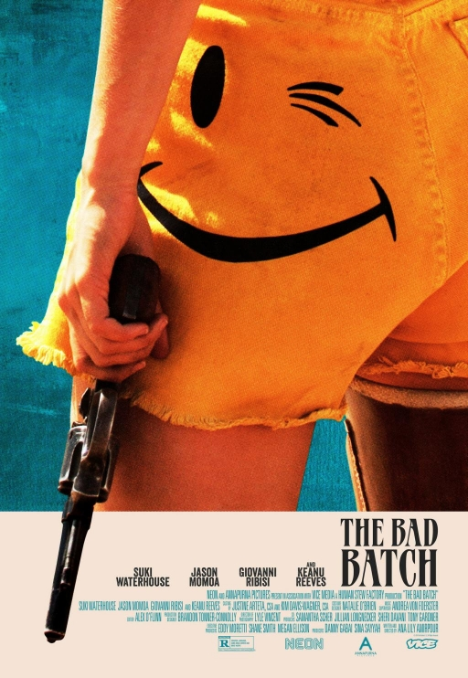 The Bad Batch - Cinébullition