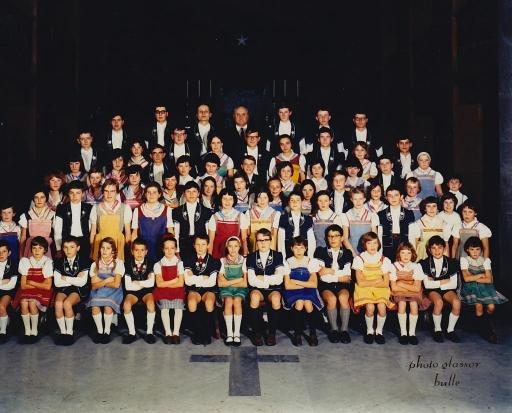 Retrouvailles du 70e anniversaire de la Maîtrise St-Pierre-aux-Liens