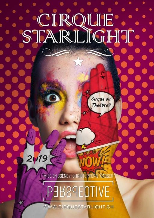 """Cirque Starlight, un nouveau chapitre avec """"Perspective"""""""
