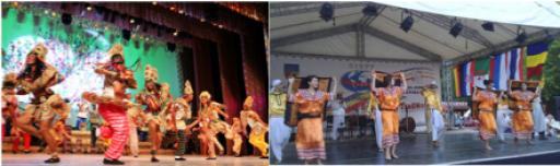 RFI - en partenariat avec les Rencontres de Folklore internationales « Voix du monde »