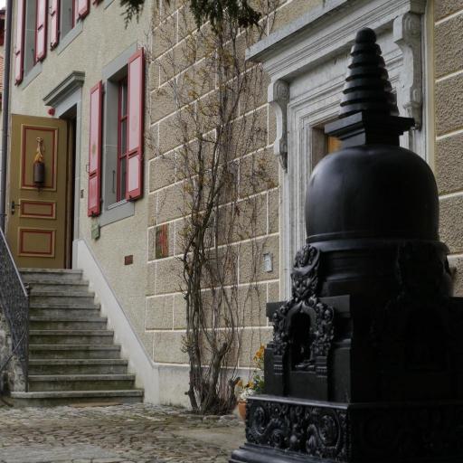 10 ans du Tibet Museum à Gruyères