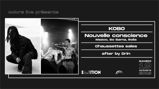 Kobo - Nouvelle Conscience - Chaussettes sales / Ebullition