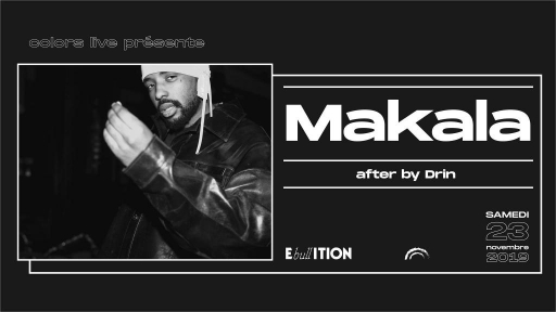 Makala / Ebullition