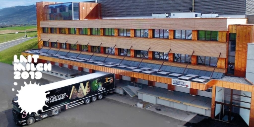 Translait et Fromages Gruyère SA  Deux entreprises du secteur laitier
