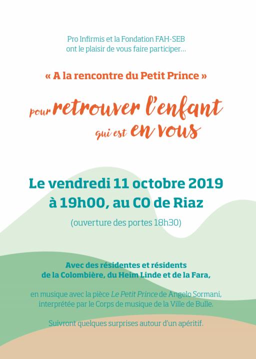 A la rencontre du Petit Prince