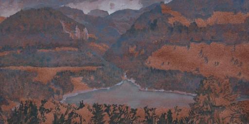 Redécouvrir la peinture  avec Daniel Savary
