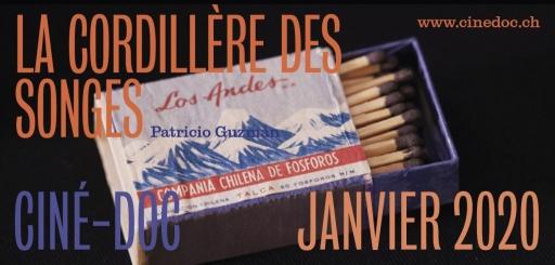 Ciné-Doc I La Cordillère des Songes I Patricio Guzmán