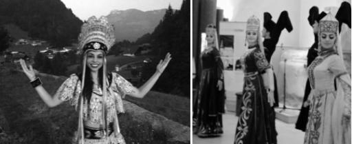 RFI - en partenariat avec les Rencontres de Folklore internationales